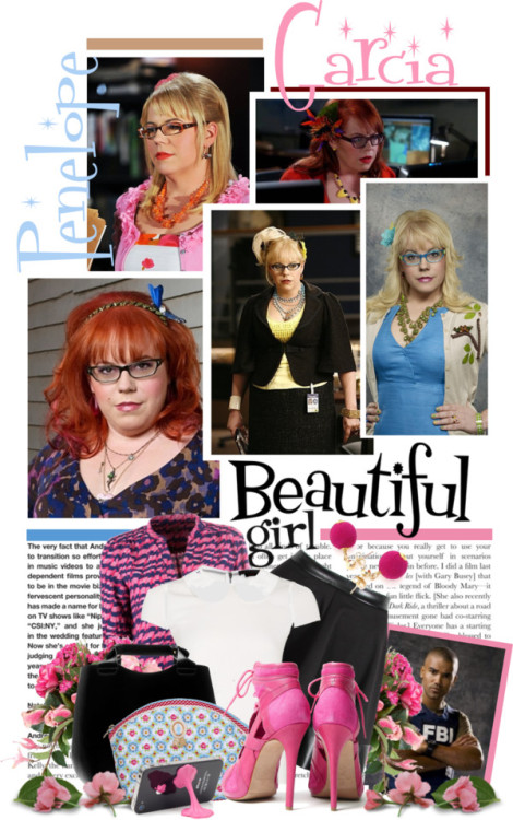 Penelope Garcia….Criminal Minds by queenrachietemplateaddict featuring leather sandalsAlice + Olivia silk top, $255 / Bensimon long top, $140 / Black mini skirt / McQ by Alexander McQueen leather sandals / Zara genuine leather handbag / PiP Studio floral handbag, $38 / Dorus Mhor pink stud earrings / iStuck