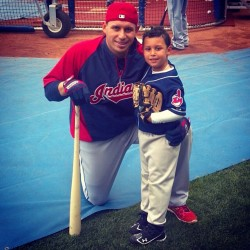 Like father, like son: Asdrubal & Meyer Cabrera #TribeTown