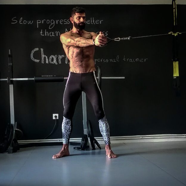2019-01-17 05:49:41 - crossover shoulders abs gymlife fit beauty beardburnme http://www.neofic.com