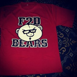 Coming soon……. #F2D #bbear #f2dclothing #tee #summer #ss13 #comingsoon #dope #streetwear #fresh2def #love #fashion #style #ukfashion 🇬🇧🇬🇧