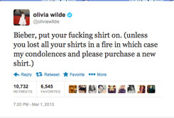only-watching-for-the-eyesex:  Olivia…fucking…Wilde
