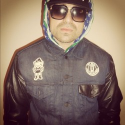 New #drugs custom jacket. Get your one of a kind @gorgeousgangstas #drugs jacket $225 www.gorgeousgangstas.com