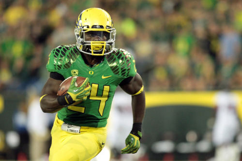 2012 Oregon Ducks Uniform Combinations [Photos]