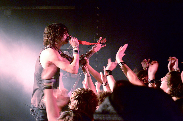 toxxiczombie:  BlessTheFall by FemkeFerSure on Flickr.