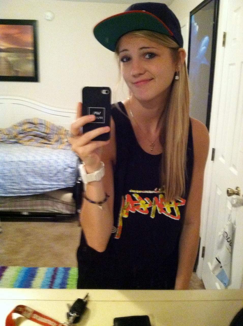 Reppin that stussy bout to get outta this house though🙌