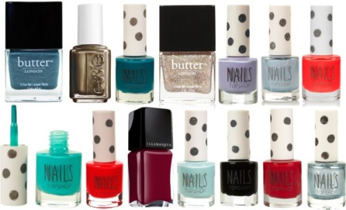 Eleanor's exact polishes -> All items can be found here!