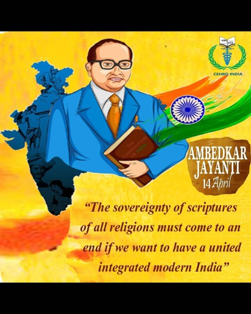 """""""I measure the progress of a community by the degree of progress which women have achieved.""""  This Ambedkar Jayanti, may the spirit of self confidence and fight against oppression continue to stay with us.  #ambedkarjayanti #ambedkar #babasahebambedkar #jaibhim #ambedkarrites #drbabasahebambedkar #india #cehroindia #ngo #munirka  https://www.instagram.com/p/CNokHZYLKkN/?igshid=lzxtdll8622c #ambedkarjayanti#ambedkar#babasahebambedkar#jaibhim#ambedkarrites#drbabasahebambedkar#india#cehroindia#ngo#munirka"""