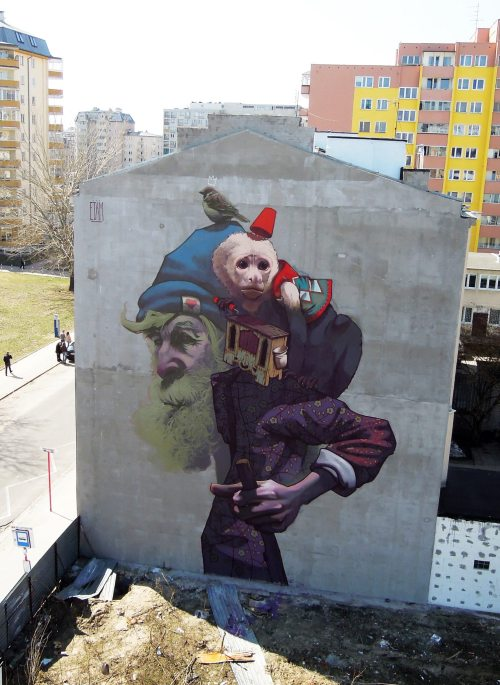 art-and-fury:  Etam Cru