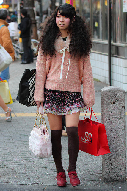 Kawaii; the example by Asian (Street) Impressions on Flickr.