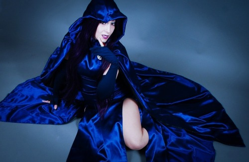 Raven, from Teen Titans Photo by Adrian Ummo Submitted by neferet-cosplay [facebook.com/NeferetIchigoCosplay]
