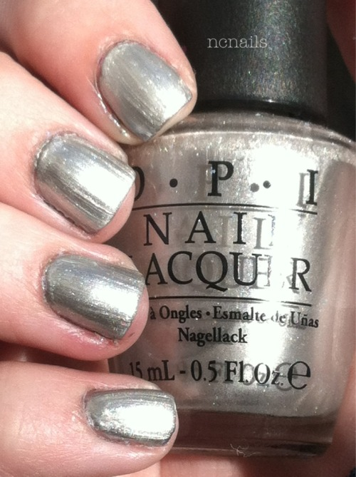 Birthday Babe- OPI (25th Anniversary Collection, 2006)