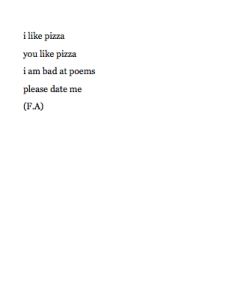 lipsdrippinghoney:  the most beautiful poem i've ever read
