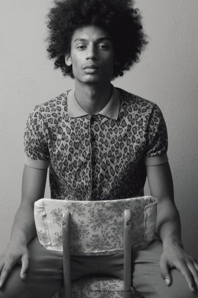 black-boys:  That 70's Show by Georgie Wileman | Open Lab Spring 2013