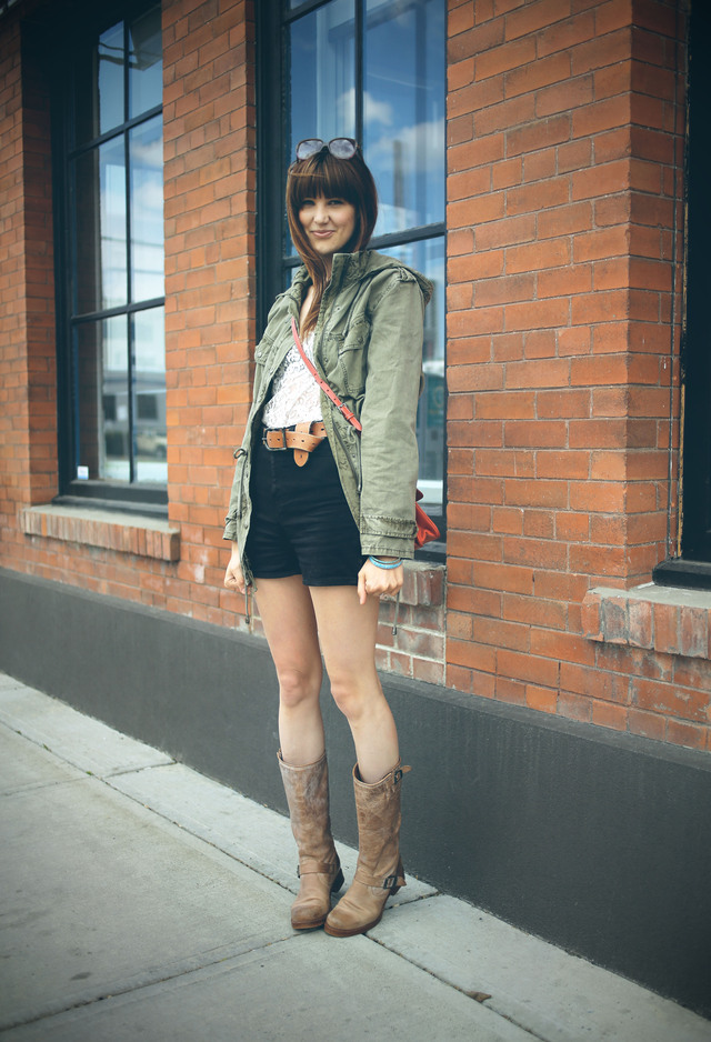 the-streetstyle:  aniab.net for FASHION magazine @calgarystampedevia aniab