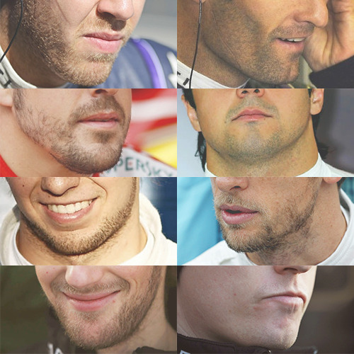 F1BEARDWATCH Class of 2013: Part 3