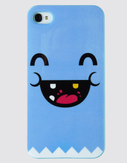 dropdeadclothing:  We just found a few Ghost iPhone 4 cases in our Warehouse, there aren't many so act quickly if you want one.