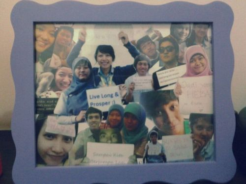 From my friends in Samsung.. :) Will miss u all