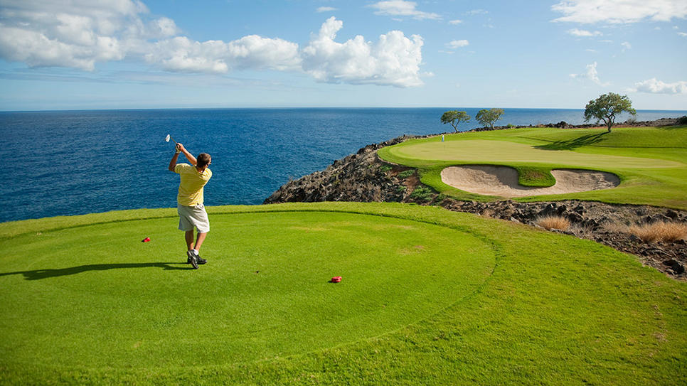 Today's Daily Escape is from The Challenge at Manele in Lanai, Hawaii. (via The Challenge at Manele : Daily Escape : T