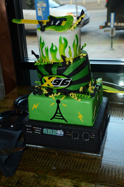 Finally Legal! X96 Turns 21 2/21/13 SLC UT, a set on Flickr.My favorite radio station turned 21 :)