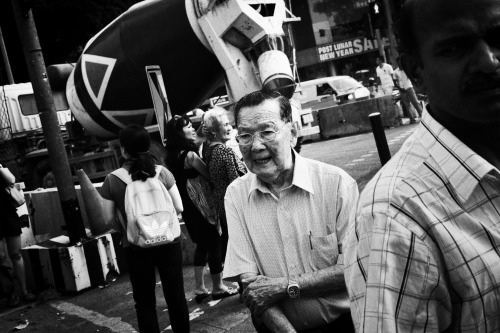 Street Portrait Rochor Canal Road, Singapore. March 2013 Leica M9, 50/f13