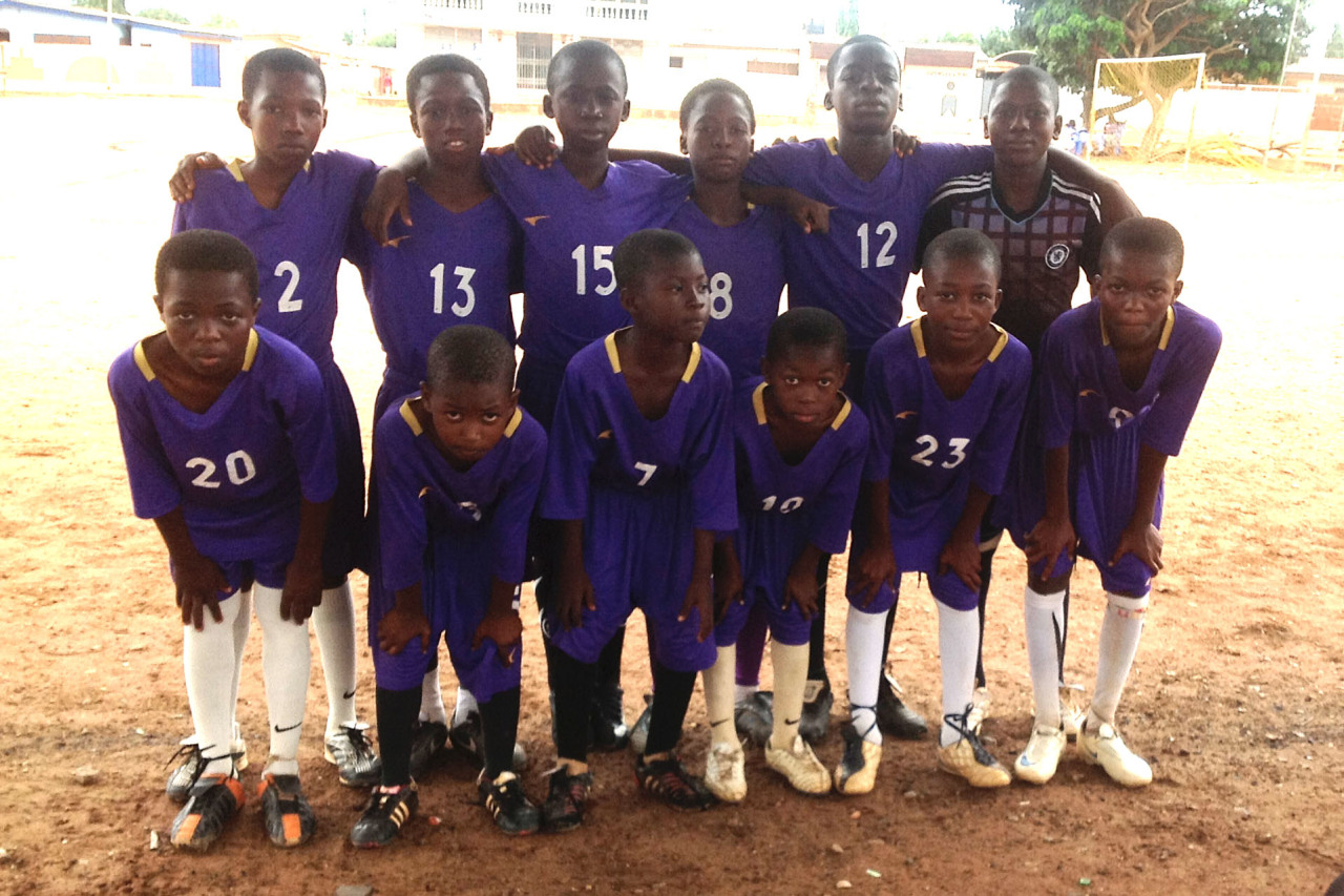 Vision FC (team B) – the next group of Black Stars