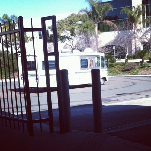 Haha someone tried taking a drivers test in an RV!! The DMV lady just laughed and said no haha #peoplethesedays #wtfaretheythinking