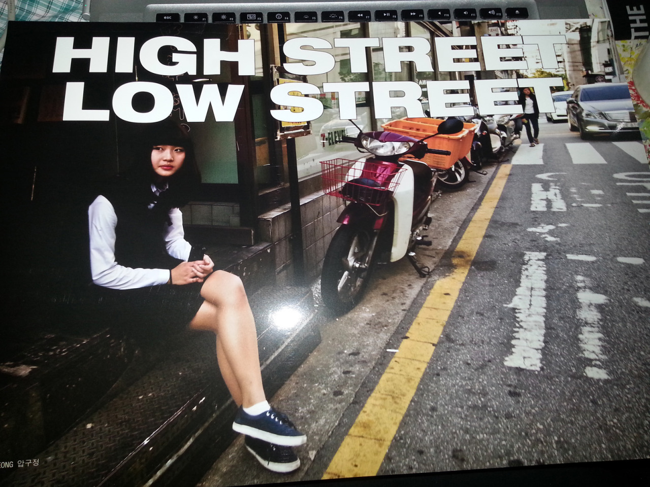 jonnyenzyme:  HIGH STREET LOW STREET by Dayv Mattt I just received this book in the mail, and I have been nothing but impressed by it. It has blown me away with the depictions of modern Seoul. A definite photo book to get a hold of. And only US$40 including postage!!! http://blog.dayvmattt.com/