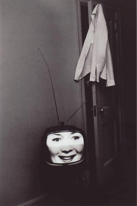 Lee Friedlander. The Little Screens