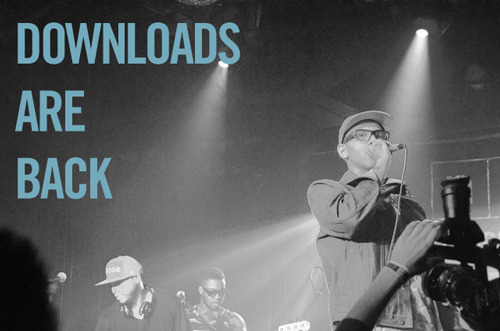 Downloads for #GOLDRUSH and The Illustrious are now working again.  Sorry for the inconvenience.