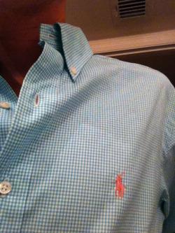 mens fashion southern Preppy polo southern gentlemen
