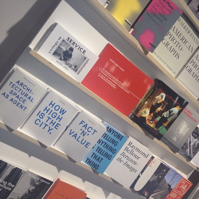 Last chance to catch Afterall's exhibition: 'Martha Rosler:The Bowery' and our accompanying pop up bookshop open at CSM until Saturday 25th October! (at Central Saint Martins)
