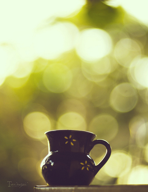[042] - bokeh & tea on Flickr.
