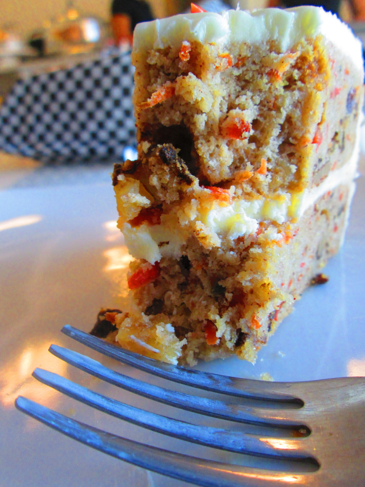 Ooh baby. Carrots are the worst but carrot cakes are my heart's one true love. Brioche makes them sooo good. :)