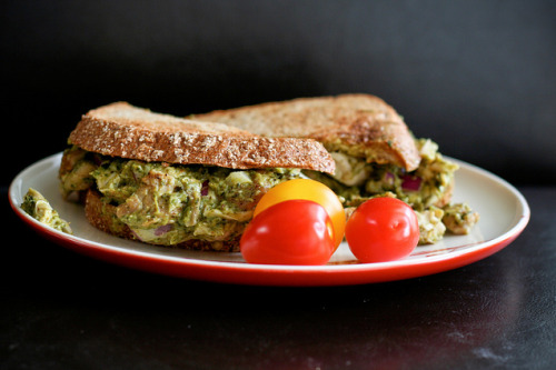 foodophiles:    Poblano Chicken Salad    Click for Recipe