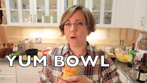 "NEW VIDEO: My Drunk Kitchen - ""Oregon Yum Bowl!""  Come one, come all, and have some vegan(ish?) foods!  https://www.youtube.com/watch?v=li1XCowmLp4&list=PL2rY0AoBhv_U6775O-dsXhfBh4PSfpD5K&index=1  Reblog if you love reblogging!"