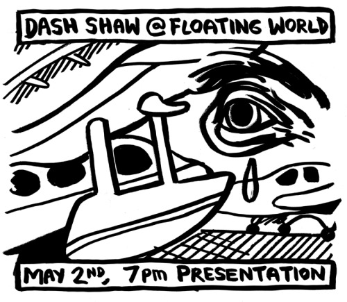 Next Thursday at Floating World in Portland.  It'll be a slightly different presentation than the one I do at Stumptown — (I tried to make it worthwhile if anyone goes to both.)
