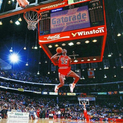 Happy 50th bday To His Airness,Best Ball Player Alive Michael Jordan