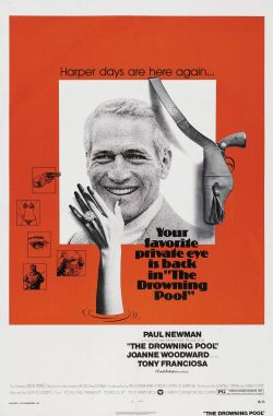 Movies I've Seen in 2012 206.  The Drowning Pool (1975) Starring:  Paul Newman, Joanne Woodward, Melanie Griffith  Director:  Stuart Rosenberg Rating: ★★★/5