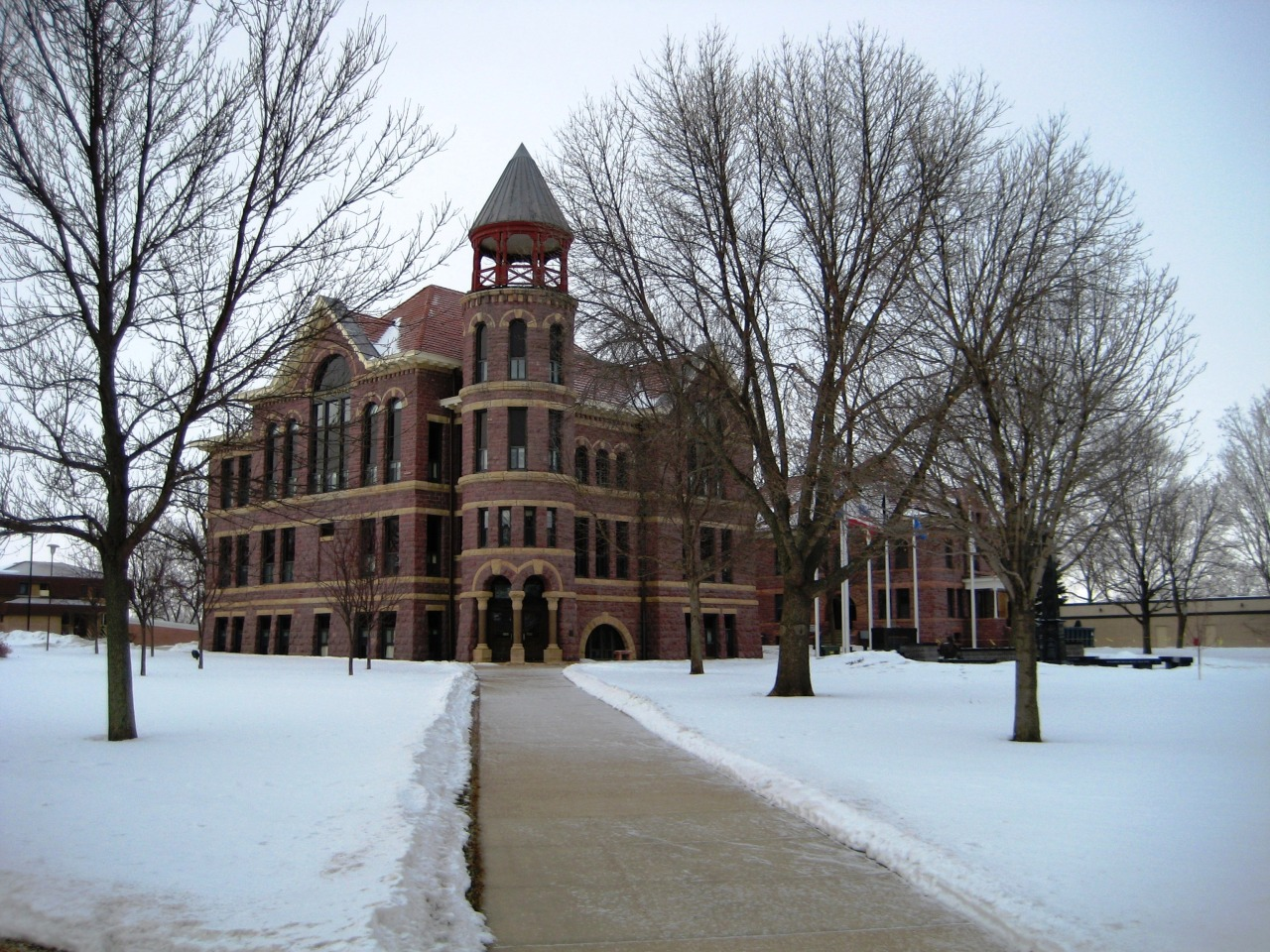 Pipestone County Courthouse - Pipestone, MN