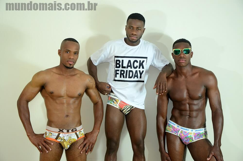 Black Friday das picas com THE BROTHERS MundoMais