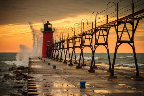 South Haven, MI by decastr5 on Flickr.