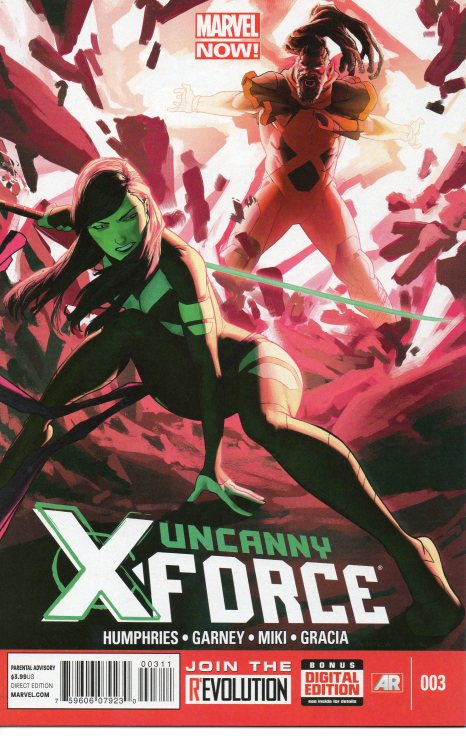 Uncanny X-Force #3