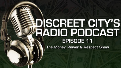 DISCREET CITY'S PODCAST - Episode 11: The Gay Mafia, Black Femm Elites and Broke Gay Men