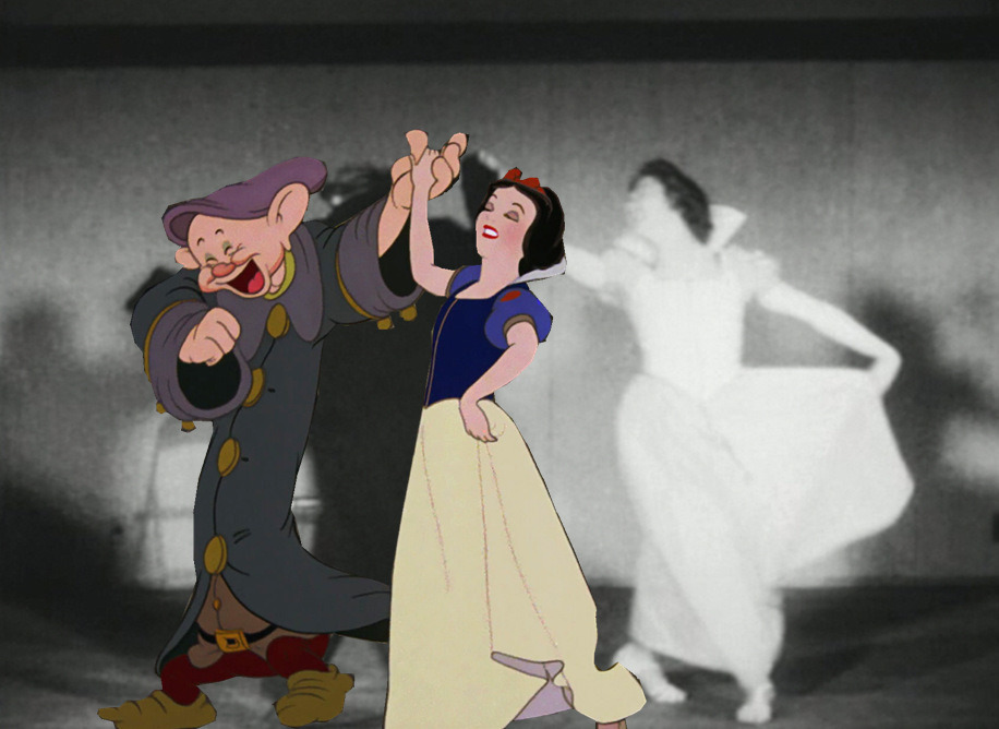 For some of their films, Disney would film real actors so that the animators could watch them for reference.
