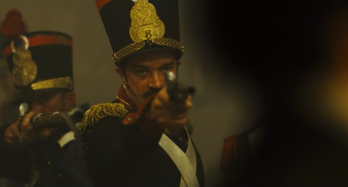 I love Hadley and all, but this is his face RIGHT BEFORE HE SHOOTS ENJOLRAS. Cannot be forgiven.