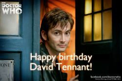 doctorwho:  (via the Doctor Who Facebook Page)  HAPPY BIRTHDAY YOU BEAUTIFUL BEAUTIFUL MAN