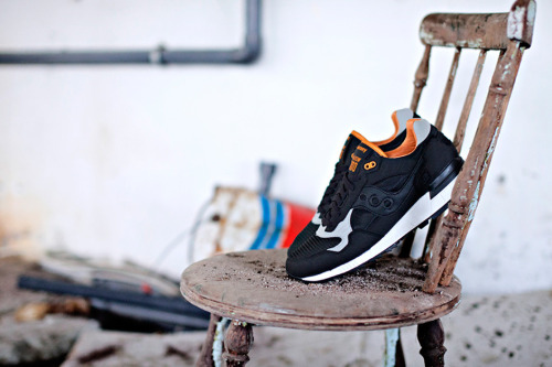 "one-norf:  Solebox X Saucony Shadow 5000 ""The Lucanid"""