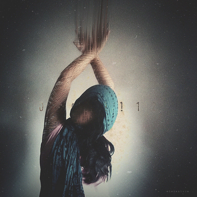 Curse by Ade Santora on Flickr.