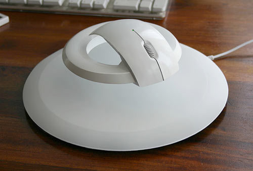 Levitating Mouse Could Help Prevent Carpal Tunnel - Design Milk