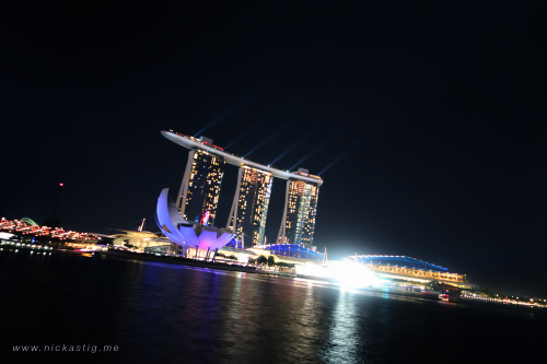 nickastig:  Marina Bay Sands, Singapore